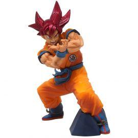 Goku Super Saiyan God - Dragon Ball Super - Blood Of Saiyans (Special Ver. Vol 6) - Bandai/Banpresto