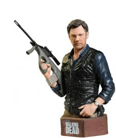 The Governor - The Walking Dead - Mini Bust - Gentle Giant