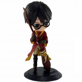 Harry Potter (Quidditch Style A) - Q Posket - Harry Potter - Bandai/Banpresto