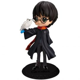 Harry Potter with Hedwig (Normal Ver.) - Harry Potter - Q Posket - Bandai/Banpresto