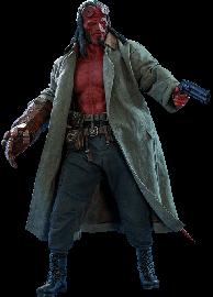 Hellboy -  Hellboy (2019) - Hot Toys