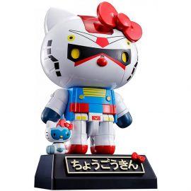 Gundam RX-78-2 - Chogokin - Gundam x Hello Kitty - Bandai