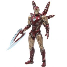 Iron Man Mark LXXXV (Final Battle Edition) - S.H.Figuarts - Avengers: Endgame - Bandai