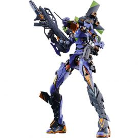 EVA-01 (Test Type) - Neon Genesis Evangelion - Metal Build - Bandai