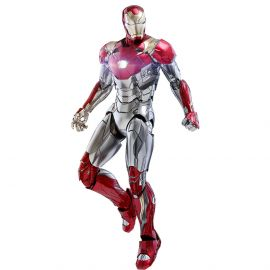 Iron Man Mark XLVII (Diecast) – 1/6 Scale Collectible Figure - Spider-Man: Homecoming – Hot Toys