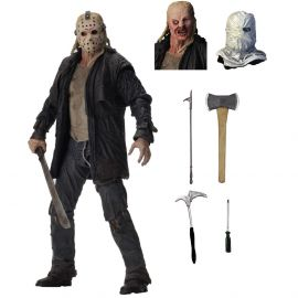 """Ultimate Jason - 7"""" Scale Action Figure - Friday the 13th (2009) - Neca"""