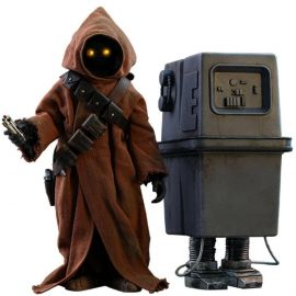 Jawa & EG-6 Power Droid - 1/6th Scale Collectible - Star Wars: Episode IV - A New Hope - Hot Toys