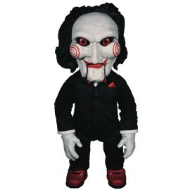 Billy - Mega Scale Talking (Mega Designer Series) - Saw - Mezco
