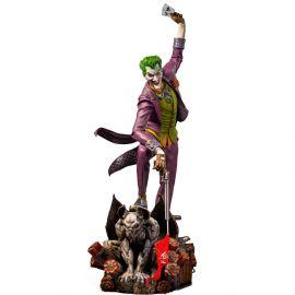 The Joker 1/3 Prime Scale - DC Comics - Iron Studios