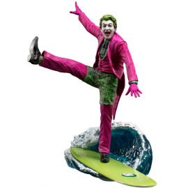 The Joker Deluxe 1/10 Art Scale - Batman 66 - Iron Studios