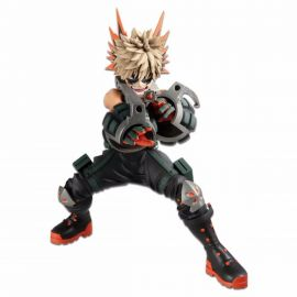 Katsuki Bakugo - My Hero Academia - Enter The Hero - Banpresto