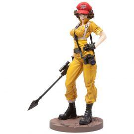 Lady Jaye (Canary Ann Color) - Bishoujo Statue - G.I. Joe - Kotobukiya