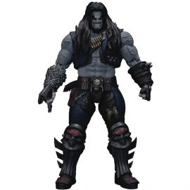 Lobo - 1/12 Scale Figure - Injustice: Gods Among Us - Storm Collectibles