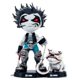 Lobo and Dawg - DC Comics - Mini Heroes - Mini Co.