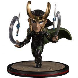 Loki - Thor: Ragnarok - Q-Fig Diorama - Quantum Mechanix