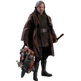 Luke Skywalker (Deluxe) - Star Wars Episode VIII: The Last Jedi - Hot Toys