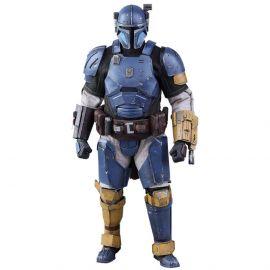 Heavy Gunner Mandalorian - 1/6 Scale Collectible Figure – The Mandalorian - Hot Toys