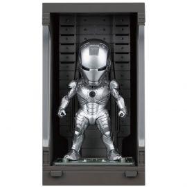 Iron Man Mark II with Hall of Armor - Mini Egg Attack - Iron Man 3 - Beast Kingdom
