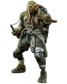 Michelangelo - Teenage Mutant Ninja Turtles (The Movie) - Threezero