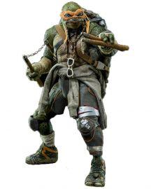 Michelangelo - Teenage Mutant Ninja Turtles (The Movie) - Threezero