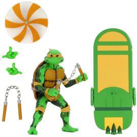 "Michelangelo - 7"" Scale Action - Teenage Mutant Ninja Turtle: Turtles in Time - Neca"
