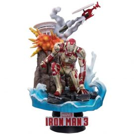 Iron Man Mark XLII - Iron Man 3 - D-Stage - Beast Kingdom