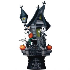 The Nightmare Before Christmas - D-Stage - Disney - Beast Kingdom