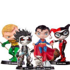 Pack DC Comics - Mini Heroes - Mini Co.