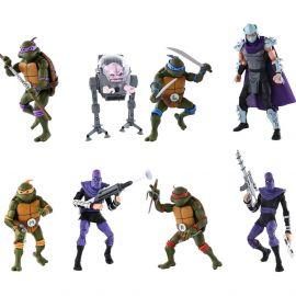 Pack Teenage Mutant Ninja Turtles - Neca