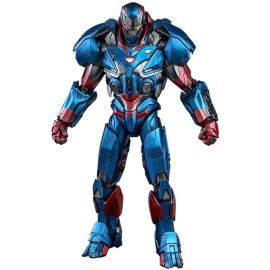 Iron Patriot (Diecast) - Avengers: Endgame - Hot Toys