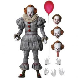 """Ultimate Pennywise - 7"""" Scale Action Figure - It Chapter Two - NECA"""