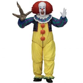 "Ultimate Pennywise V.2 - IT (1990) – 7"" Scale Action Figure - Neca"