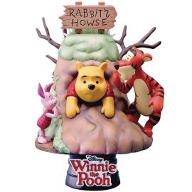 Winnie the Pooh - D-Select - Disney - Beast Kingdom