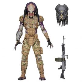 Ultimate Emissary Predator #1 - Predator (2018) – 7″ Scale Action Figure – Neca