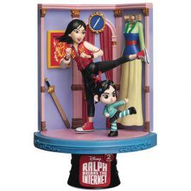 Mulan - D-Stage - Disney - Ralph Breaks the Internet - Beast Kingdom