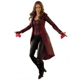 Scarlet Witch - S.H.Figuarts - Avengers: Endgame - Bandai