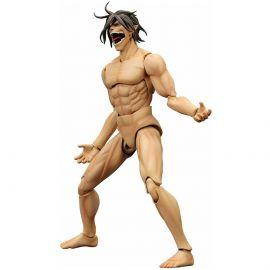 Eren Yeager - Plastic Model Kit - Attack on Titan - Kotobukiya