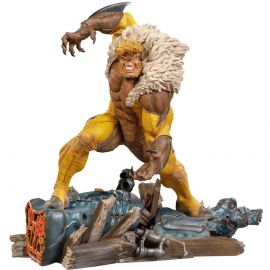 Sabretooth 1/10 BDS Art Scale - Marvel Comics -  Iron Studios