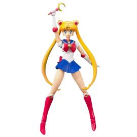 Sailor Moon (Animation Color Edition) - S.H.Figuarts - Sailor Moon - Bandai