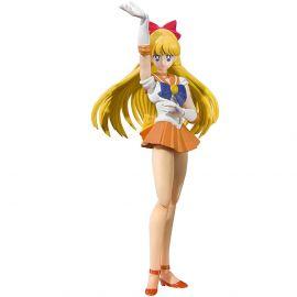 Sailor Venus (Animation Color Edition) - S.H.Figuarts - Sailor Moon - Bandai