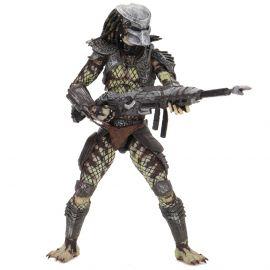"""Ultimate Scout Predator - 7"""" Scale Action Figure - Predator 2 - Neca"""
