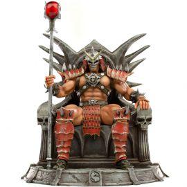 Shao Khan 1/10 Art Scale - Mortal Kombat - Iron Studios