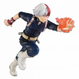 Shoto Todoroki - My Hero Academia - Enter The Hero - Banpresto