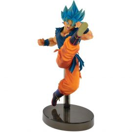 Goku SSGSS - Dragon Ball Super: Broly - Warriors Battle Retsuden Z - Banpresto
