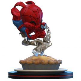 Spider-Ham - Q-Fig Diorama - Marvel Comics - Quantum Mechanix