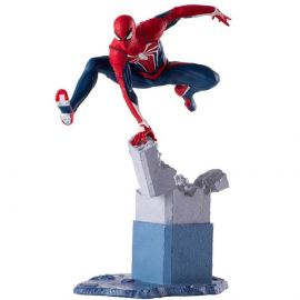 Spider-Man (Advanced Suit) - Marvel GamerVerse - Pop Culture Shock