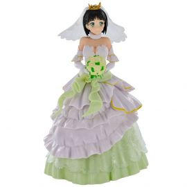 Kirigaya Suguha (Leafa) EXQ - Wedding Ver. - Sword Art Online: Code Register - Banpresto