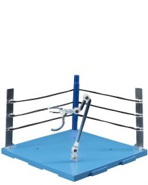 Tamashii Stage Act Ring (Blue) - Display - Bandai
