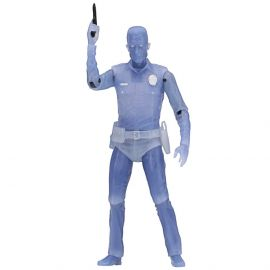 White-Hot T-1000 7'' Scale Action Figure - Tribute Kenner - Terminator 2 - Neca