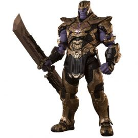 Thanos (Final Battle Edition) – S.H.Figuarts – Avengers: Endgame – Bandai